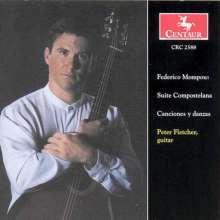 Federico Mompou (1893-1987): Canciones y danzas Nr.1-14, CD