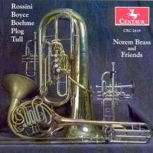 Norem Brass & Friends, CD