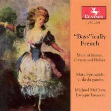"""""""Bass""""ically French, CD"""