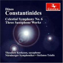 Theodore Kerkezos: Dinos Constantinide, CD