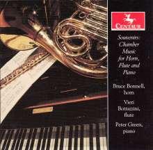 "Musik für Horn, Flöte & Klavier ""Souvenirs"", CD"