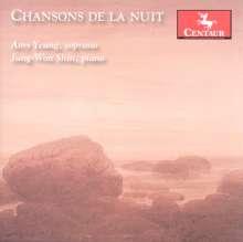 Amy Yeung - Chansons De La Nuit, CD