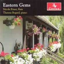 Nicole Riner & Theresa Bogard - Eastern Gems, CD