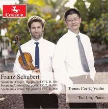 Violin Sonatas, CD
