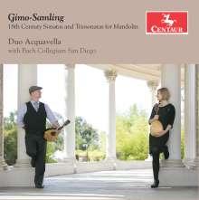 Duo Acquavella - Gimo-Samling, CD