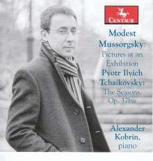 Modest Mussorgsky (1839-1881): Bilder einer Ausstellung (Klavierfassung), 2 CDs