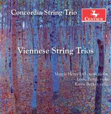 Concordia String Trio - Wiener Streichtrios, CD