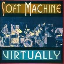 Soft Machine: Virtually, CD