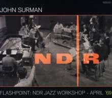 John Surman (geb. 1944): Flashpoint: NDR Jazz Workshop April '69 (CD+DVD), 2 CDs