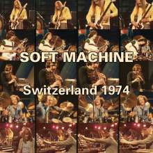 Soft Machine: Switzerland 1974 (CD + DVD), CD