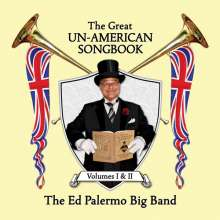 Ed Palermo: The Great Un-American Songbook Volumes I & II, 2 CDs