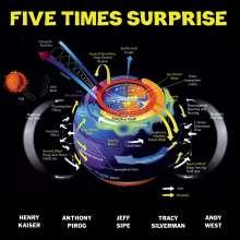 Five Times Surprise, CD