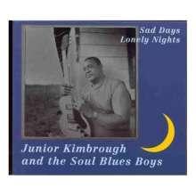 Junior Kimbrough: Sad Days Lonely Nights, LP