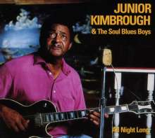 Junior Kimbrough: All Night Long, CD