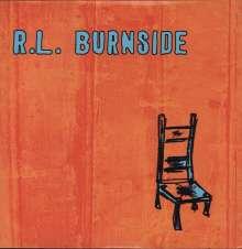 R.L. Burnside (Robert Lee Burnside): Wish I Was In Heaven Sitting Down, LP
