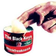 The Black Keys: Thickfreakness (Limited Edition), LP
