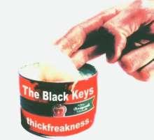 The Black Keys: Thickfreakness, CD