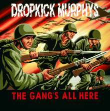 Dropkick Murphys: The Gang's All Here (Yellow Vinyl), LP