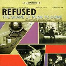Refused: Shape Of Punk To Come, CD
