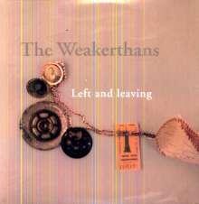 Weakerthans: Left & Leaving, LP