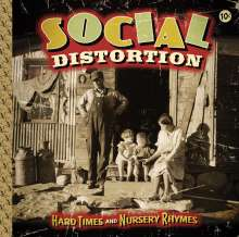 Social Distortion: Hard Times & Nursery Rhymes, 2 LPs