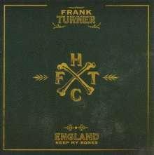 Frank Turner: England Keep My Bones, LP