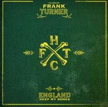 Frank Turner: England Keep My Bones, CD