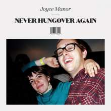 Joyce Manor: Never Hungover Again (45 RPM), LP