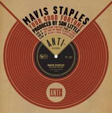 """Mavis Staples: Your Good Fortune (180g) (Limited Collectors Edition), Single 10"""""""