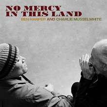 Ben Harper & Charlie Musselwhite: No Mercy In This Land, CD