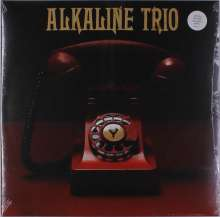Alkaline Trio: Is This Thing Cursed? (180g) (Limited-Edition) (Bone Colored Vinyl), LP