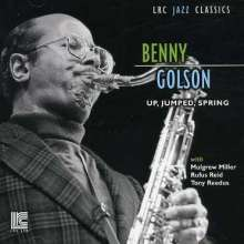 Benny Golson (geb. 1929): Up Jumped Spring, CD