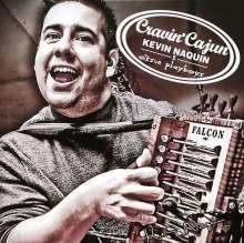 Kevin Naquin: Cravin' Cajun, CD
