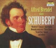 Franz Schubert (1797-1828): Impromptus D.899 & 935, 3 CDs