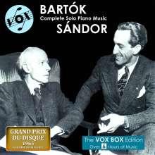 Bela Bartok (1881-1945): Klavierwerke, 5 CDs