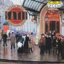 Erik Satie (1866-1925): Klavierwerke, 2 CDs