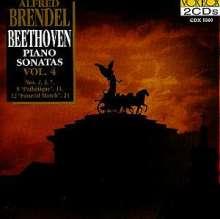 Ludwig van Beethoven (1770-1827): Klaviersonaten Nr.2,3,7,8,11,12,24, 2 CDs