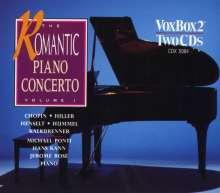 The Romantic Piano Concerto Vol.1, 2 CDs