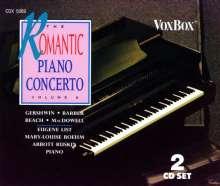 The Romantic Piano Concerto Vol.6, 2 CDs