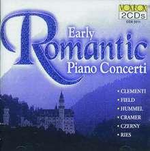 Early Romantic Piano Concerti, 2 CDs