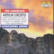 American Concertos, 2 CDs