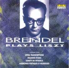 Alfred Brendel,Klavier, 2 CDs