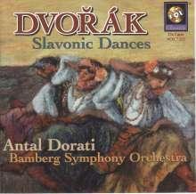 Antonin Dvorak (1841-1904): Slawische Tänze Nr.1-16, CD