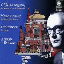 Alfred Brendel spielt russische Musik, CD