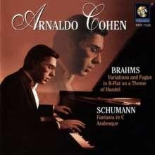 Robert Schumann (1810-1856): Variations & Fugue In B Flat /, CD