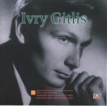 Ivry Gitlis spielt Violinkonzerte, CD