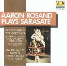 Pablo de Sarasate (1844-1908): Carmen-Fantasie für Violine & Orchester op.25, CD