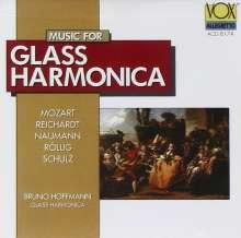 Bruno Hoffmann - Music for Glassharmonica, CD