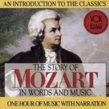 Wolfgang Amadeus Mozart (1756-1791): His Story & His Music, CD