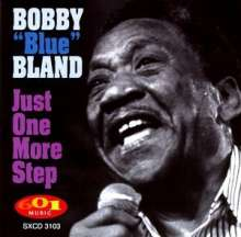 Bobby 'Blue' Bland: Just One More Step, CD